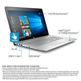 Computadora Portátil Hp Envy De 17 , Intel Core I7-7500u...