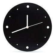 Reloj De Pared Minimalista Escandinavo Madera 3 Colores