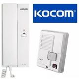 Intercomunicador Kdp-601am Telefono + Portero Kocom