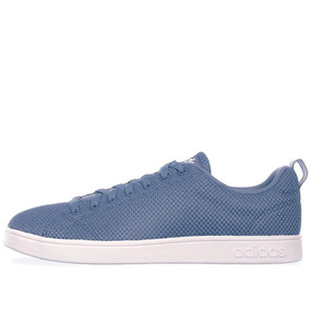 Tenis adidas Advantage Clean - Db0240 - Azul Acero - Hombre
