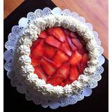 Torta De Frutillas Postres Precio Torta Completa