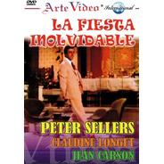 La Fiesta Inolvidable - Peter Sellers, Claudine Longet