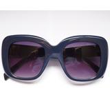 e8ce19252f491 Óculos De Sol Feminino Quadrado Retantular Grande Celine