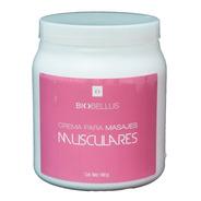 Crema Masajes Musculares Desconfracturantes - Biobellus 1kg