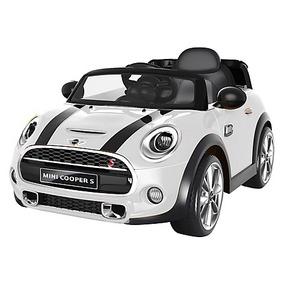 Auto Mini Cooper A Bateria Y Control Remoto