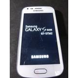 Celular Samsung Galaxy S Duos S7562 8/18