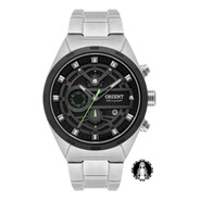 Relógio Orient Canivete - Mbssc176 Kv87p1sx C/nf Garantia O