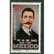 Sc 1028 Año 1970 B1 Jose Maria Pino Suarez