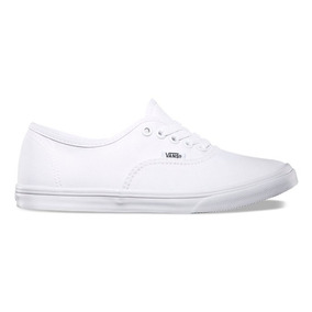 Tenis Vans Authentic Lo Pro Blanco Vn000f7bql