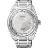 Reloj Citizen Aw1240-57a Supertitanium Ecodrive Agte.oficial