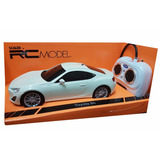 Replica Toyota 86 1.24 Radio Control Inalambrico- Din Don