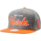 Boné Mitchell & Ness New York Knicks Nba Mlb Nhl Nfl