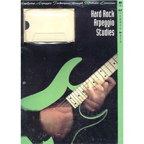 Michael Fath - Hard Rock Arpeggio Studies - Tablatura Libro