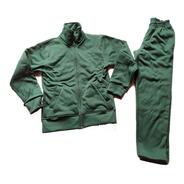 Conjunto Campera Y Pantalón Uniforme Escolar Verde 6 Al 16