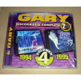 Gary Discografia Completa Vol.4 Doble Cd Nuevo, Sellado
