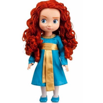 Merida Valiente Muñeca Animator Princesa Disney Store Brave