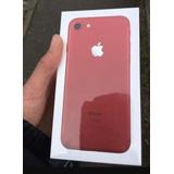Apple Iphone 7 Red 128gb Edicion Limitada Sellado Garantia!