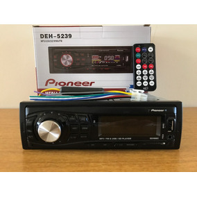 Reproductor Pioneer Usb Aux.in Rca Mp3 Fm
