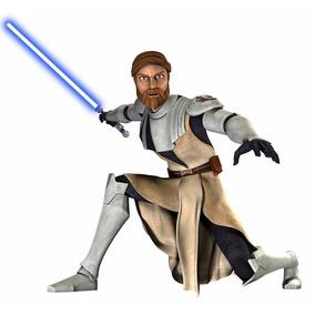 Armadura Disfraz Star Wars Obi-wan Kenobi - Patrones