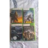 Saga De Halo Xbox 360
