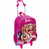 Mochilete Da Barbie Super Princesa Grande Sestini + Brinde