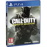 Call Of Duty Infinite Warfare Ps4 Fisico Nuevo Sellado