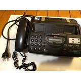 Teléfono Fax Panasonic Kx-ft22