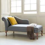 Divan Chaise Longue 180x090 Tela Lino