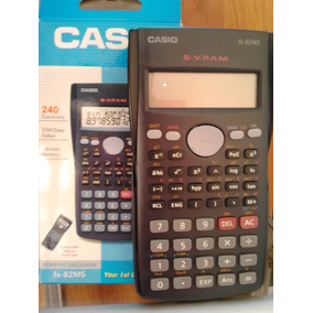 Calculadora Cientifica Casio Fx-82ms 100% Original