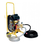 Lavadora Pressure Motor 3hp Monofásico 400lbs Com Carrinho