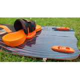 Prancha Kitesurf Bidirecional Nobile Nhp Carbon Freestyle