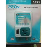 Protector De Voltaje 220v Aires Acondicionados Refrigeracion