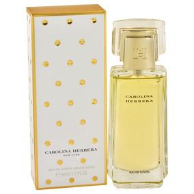 Perfume Carolina Herrera Eau De Parfume 50 Ml