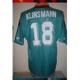 Camiseta Alemania 18 Klinsmann Retro Suplente Ho