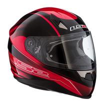 Casco Integral Ls2 384 Iron Doble Visor Urquiza Motos
