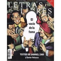 Letras Libres - G. Zaid Y X. Velasco - Octavio Paz