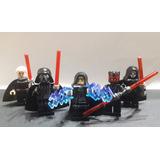 Lego Star Wars Figuras Darth Vader Cinco Maestros Oscuros