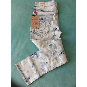 Pantalón De Mezclilla True Religion Talla 29 Style:mom859em