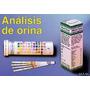 Kit De Analisis De Orina. 10 Parametros. Glucosa, Cetosis,