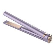 Alaciadora  Unbound Titanium 1  Recargable Lila Conair