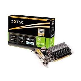 Tarjeta De Video Zotac Gt 630 1gb Ddr3 Pci Express 64bits