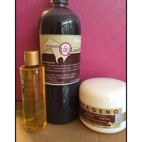 Shampoo La Yeguada, Colageno Y Oleo Terramar