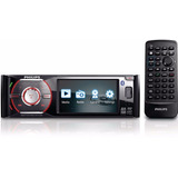 Stereo Philips Ced 370/00 Pantalla Tactil 3.5 Bluetooth Dvd