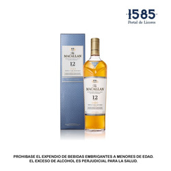 Whisky Macallan Triple Cask Matured 12 - mL a $344