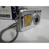Sony Dsc-s700-camara Digital. Para Reparar O Piezas.