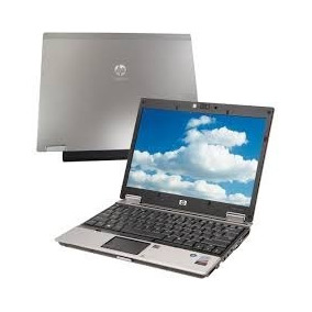Notebook Hp Elitebook 2540p Core I7 Memoria 4gb Hd 500hd
