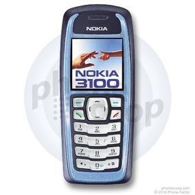 Nokia 3100 Novo Celular Bom De Sinal Barato Bom P/ Idosos