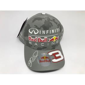 Boné Red Bull Racing Infinit Cinza 7048270c93a
