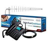 Celular Rural Fixo - Quadriband