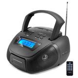 Aparelho De Som Powerpack Radio Bluetooth/ Fm/ Usb